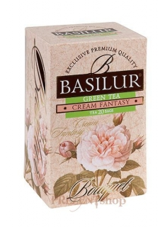 Basilur Bouq.20x1.5g CREAM FANTASGREEN