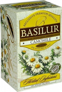 BASILUR Herbal Camomile porc. 20x1,2g