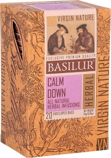 BASILUR Virgine Nature Calm Down 20x1,2g