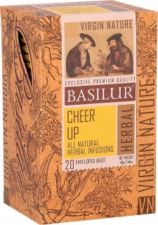 BASILUR Virgine Nature Cheer Up 20x2g