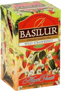 BASILUR Magic Wild Strawberry porc 20x1,5g