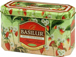 BASILUR Magic Wild Strawberry plech 20x1,5g