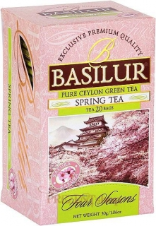 BASILUR Four Seasons Spring Tea 20x1,5g