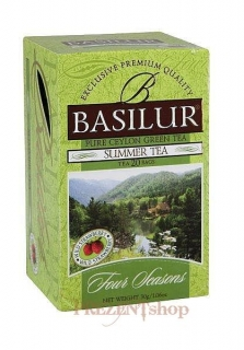 BASILUR Four Season Summer Tea porc 20x1,5g
