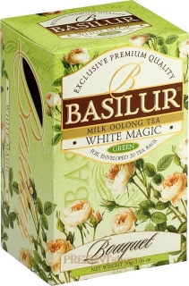 BASILUR Bouquet White Magic porc. 20x1,5g