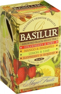 BASILUR Assorted Black Magic prebal 4x5x2g