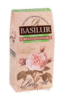Basilur 100g GREEN CREAM FANTASY 7643