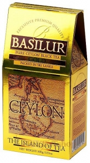 BASILUR Island of Tea Gold OP1 100g