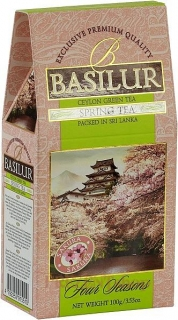 BASILUR/ Four Seasons Spring 100g
